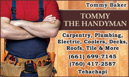 Tommy the handyman the loop newspaper for Handyman cost estimator software